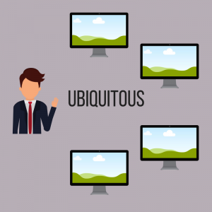 Word Of The Week Wednesday: Ubiquitous