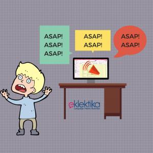 6 alternatives to ASAP!
