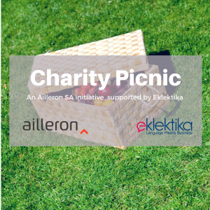 Charity picnic with Ailleron SA